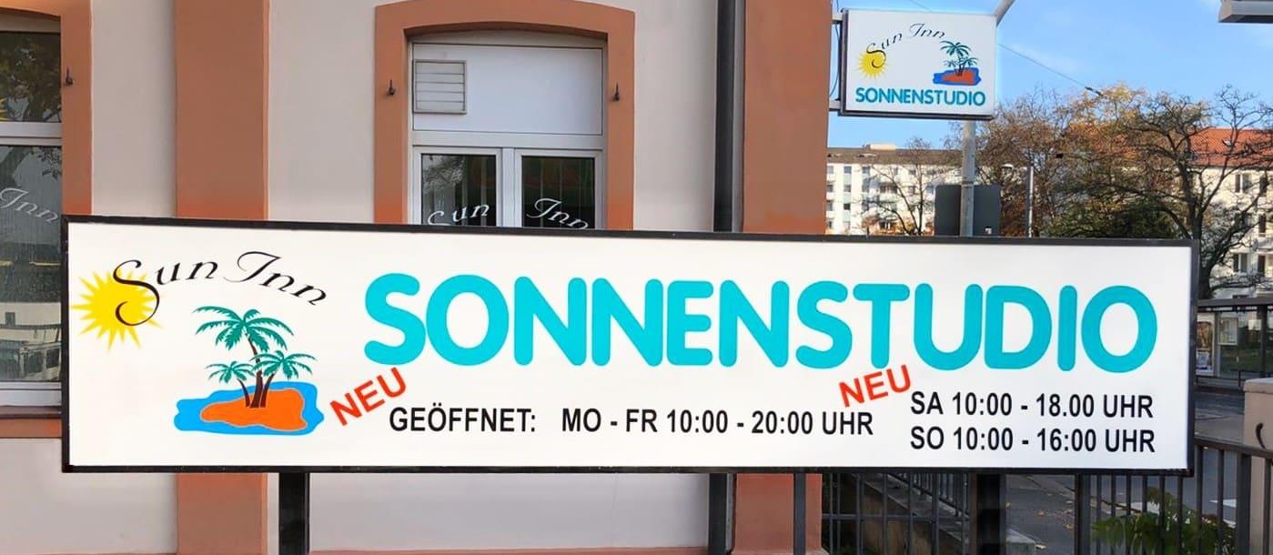 Sun Inn Sonnenstudio Würzburg - Über uns
